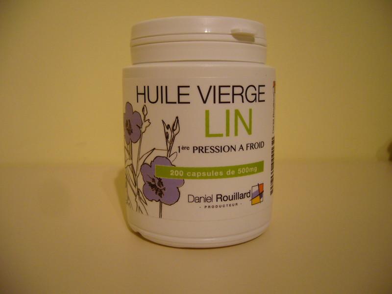 Notre huile vierge de lin daniel rouillard producteur - Huile de lin terebenthine ...