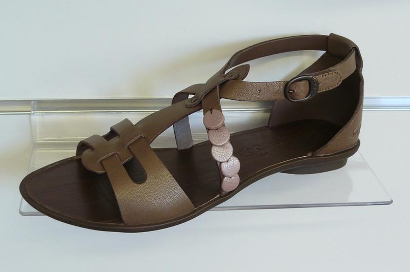 sandales kickers zebrah femme aux plaisirs de la boutique. Black Bedroom Furniture Sets. Home Design Ideas